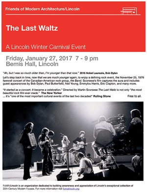 2017 the last waltz small